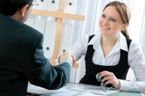job interview 300x199 Stand Out During the Interview with these Helpful Tips